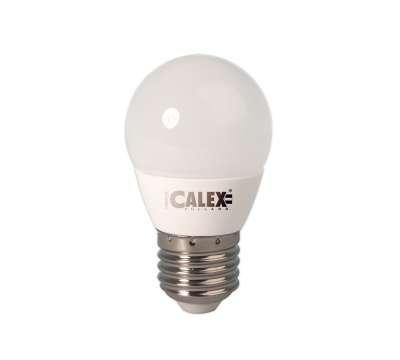 3,4 Watt Calex LED Kugel Birne 240V 3,4W E27 P45,