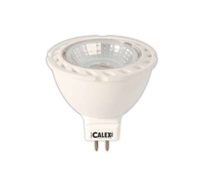 Calex COB LED lamp MR16 12V 7W 570lm 38° cold white 4000K