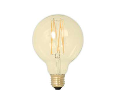 Calex LED Filament Globelamp 4W G95 DIMBAAR 2100K