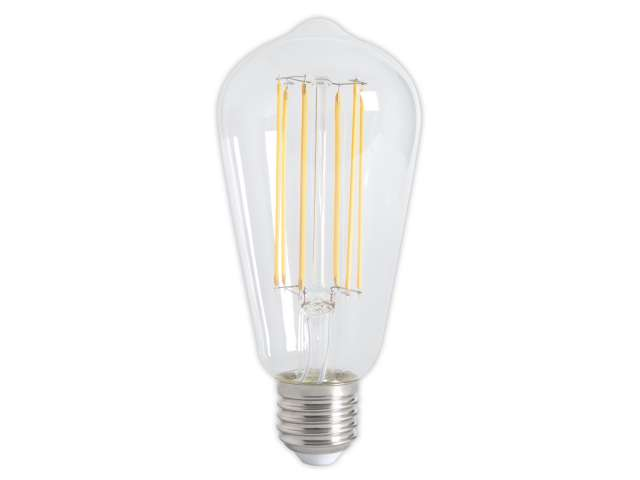 Led Lampen Dimbaar : Calex led volles glas rustic glühlampe dimmbare light by leds