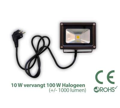 10 Watt LED-Scheinwerfer / Led – Flutlicht / Led B