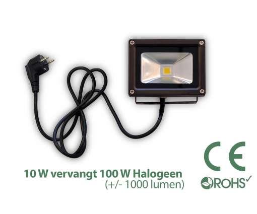 10 Watt LED-Scheinwerfer / Led – Flutlicht / Led B