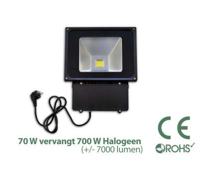 Led Bouwlamp 70 watt