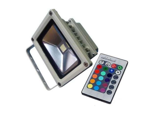 20 Watt LED Fluter / Baustrahler / Baulampe - Light by leds