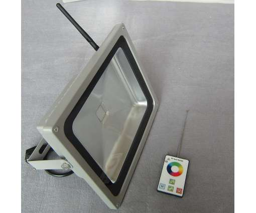 30 Watt LED Fluter / Baustrahler / Baulampe