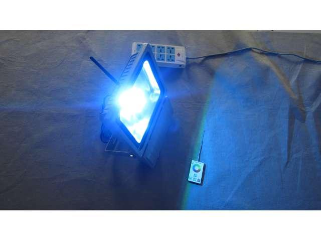 50 Watt LED Fluter / Baustrahler / Baulampe - Light by leds