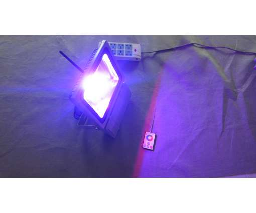 50 Watt LED Fluter / Baustrahler / Baulampe