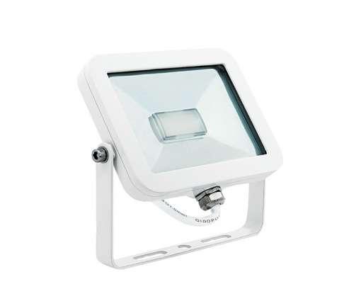 11 Watt LED-Scheinwerfer weiss / Led Flutlicht