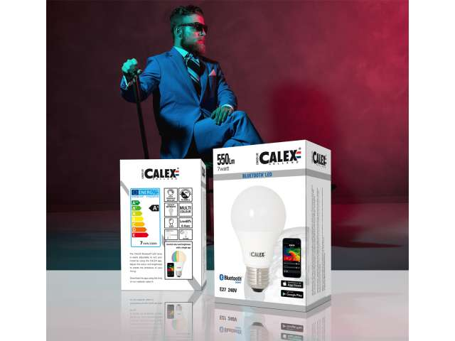 Calex Lampen Action : Led lamp calex led w e k ios bluetooth light