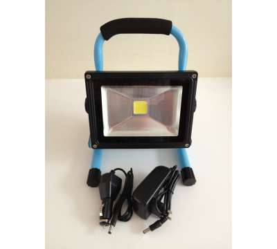 Aufladbare LED Fluter / LED Baustrahler / LED Baul